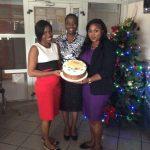 2016 Xmas Cake from Lufhtansa